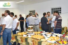 CAFÉ DA MANHÃ EMPRESARIAL MARÇO/2016